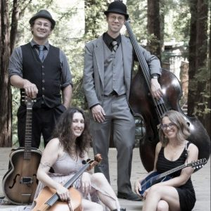 Calistoga Concerts in the Park: Dirty Cello