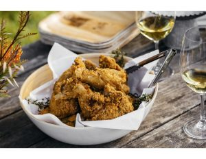 Chef Series: Wine Country Fried Chicken Dinner with Smoke Napa