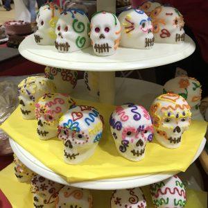 Dia de los Muertos Sugar Skull Decorating Workshop