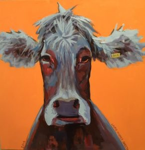 "Laurie Shelton's ""Cows"""