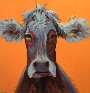"Laurie Shelton's ""Cows"""