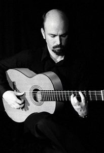 Picasso musical evening of exquisite flamenco music, featuring master guitarist Mark Taylor