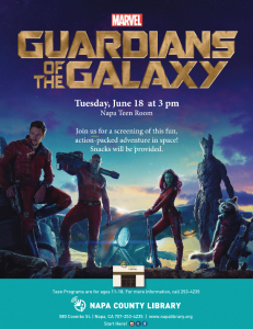 Screening of Guardians of the Galaxy