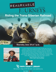 Remarkable Journeys: Riding the Trans-Siberian Railroad
