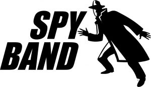 "Lucky Penny Presents ""Spy Bands--The Music of Spies, Secret Agents, and Detectives"""