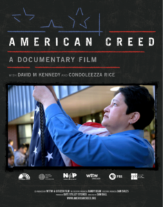 Documentary Film Screening: American Creed