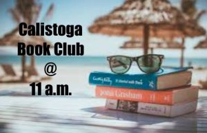 Calistoga Book Club