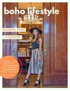 Boho Lifestyle Fall Fashion Show Fundraiser for NEWS