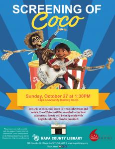 Screening of Coco