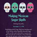 Making Sugar Skulls with Diego Marcial Rios
