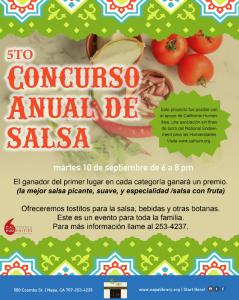 Quinto Concurso Anual de Salsa