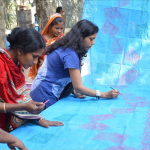 Storytelling with Saris: Rise Up to Climate Change...