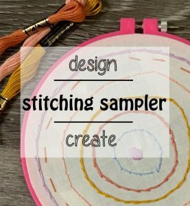 Stitching Sampler Class
