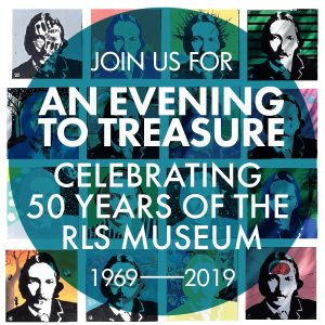 An Evening to Treasure: Celebrating 50 Years of the Robert Louis Stevenson Museum
