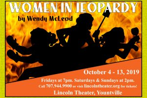Women in Jeopardy! by Wendy McLeod