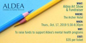 Aldea Art Show & Camp; Fundraiser