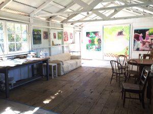 Chalk Hill Artist Residency