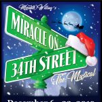 """Lucky Penny Presents """"Miracle on 34th St., the Mus..."""