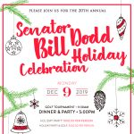 Senator Bill Dodd's 20th Annual Holiday Celebratio...