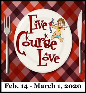 """Lucky Penny Presents """"Five Course Love"""""""