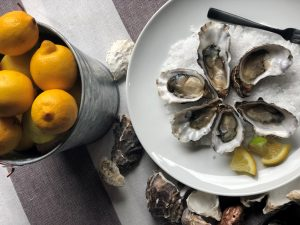 Wine & Oyster Weekend