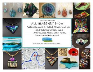 [POSTPONED] Second Annual All-Glass Art Show