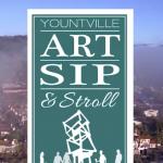 Yountville Arts, Sip & Stroll