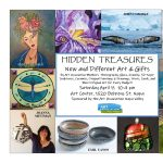 [POSTPONED] Hidden Treasures Art Show and Sale, in conjunction with Arts in April