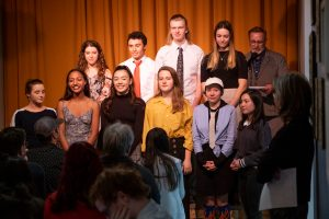 Poetry Out Loud - Napa County Finals [VIRTUAL]