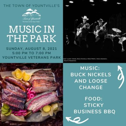 Music in the Park: August 8