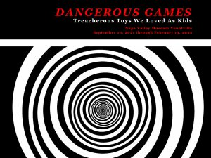 DANGEROUS GAMES: Treacherous Toys We Loved As Kids