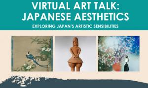 Japanese Aesthetics Virtual Art Talk